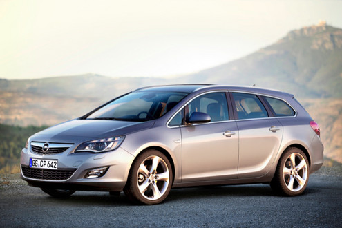 Opel Astra Sports Tourer |