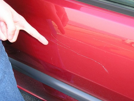 how to remove deep scratches from your car. Black Bedroom Furniture Sets. Home Design Ideas