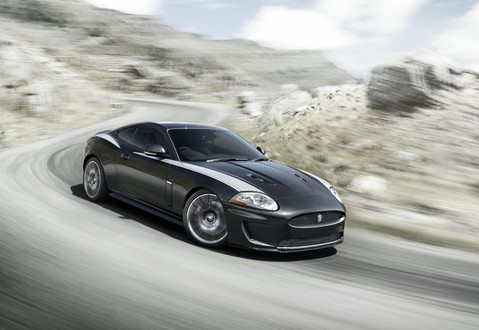 jaguar ckr 75 at Jaguar XKR 75 Anniversary Edition