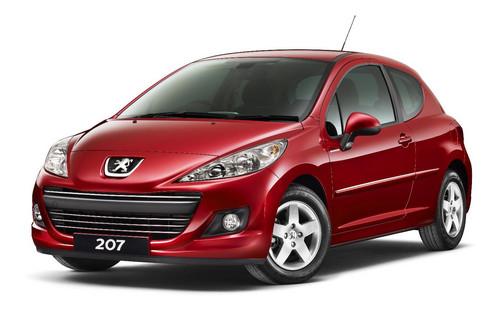 Peugeot 207. Peugeot 207 Millesim 200