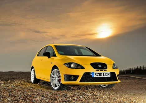 265 hp seat leon cupra r launched in uk. Black Bedroom Furniture Sets. Home Design Ideas