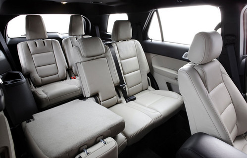 2011 Ford Explorer Official Details and Pictures 2011 Ford Explorer 12