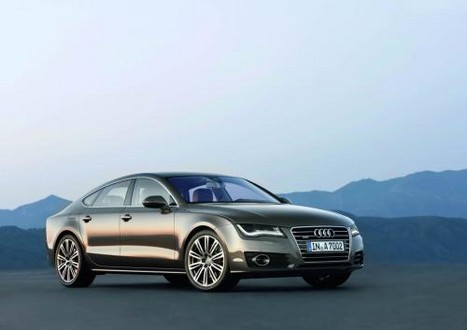2011 Audi A7 Sportback   Full Details, Pics and Video 2011 audi a7 sportback 1
