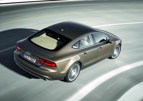 2011 Audi A7 Sportback   Full Details, Pics and Video 2011 audi a7 sportback 3