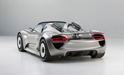 porsche 918 officially approved for production. Black Bedroom Furniture Sets. Home Design Ideas
