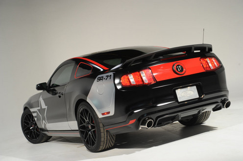 Ford Mustang SR 71 3 at Roush and Shelby Mustang SR 71 Official Pictures