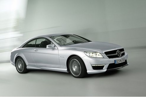 Mercedes Cl63 Amg White. The 2011 Mercedes CL63 AMG
