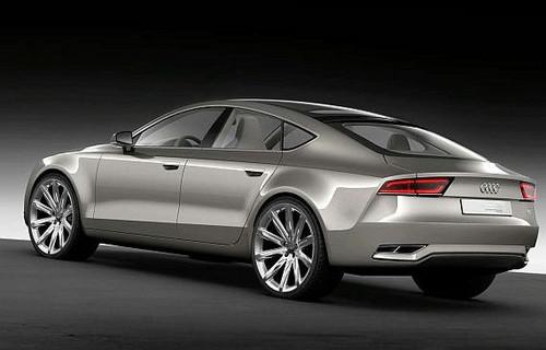 Audi A7 Elegant Car