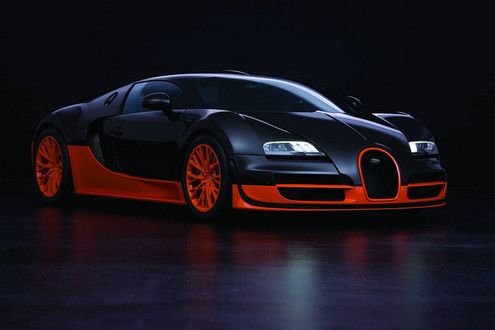 Official: Bugatti Veyron 16.4 SuperSport Unveiled bugatti veyron supersport 12