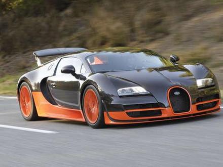 Bugatti Veyron Orange on First Pictures  1200 Hp Bugatti Veyron Supersport   Motorward
