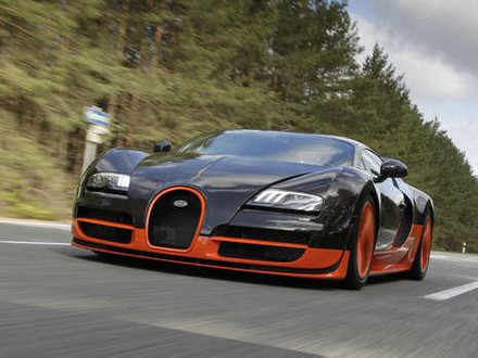 Bugatti on Bugatti Veyron Supersport 3 At First Pictures  1200 Hp Bugatti Veyron