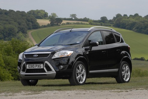2010 ford kuga gets updated. Black Bedroom Furniture Sets. Home Design Ideas