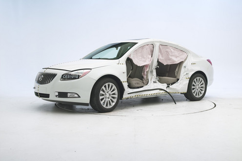 Buick Regal 2011. 2011 Buick Regal is the