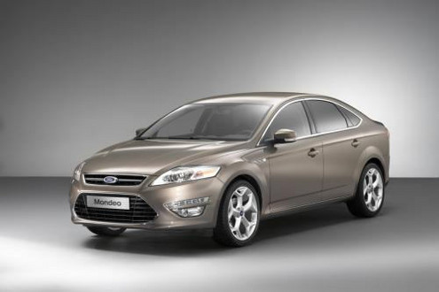 2011 Ford Mondeo Facelift Specs and Details 2011 Ford Mondeo facelift 11
