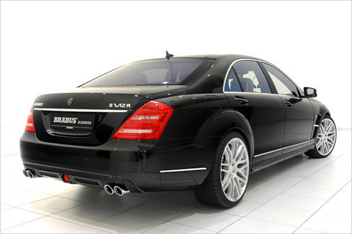 Brabus s600 i business plan
