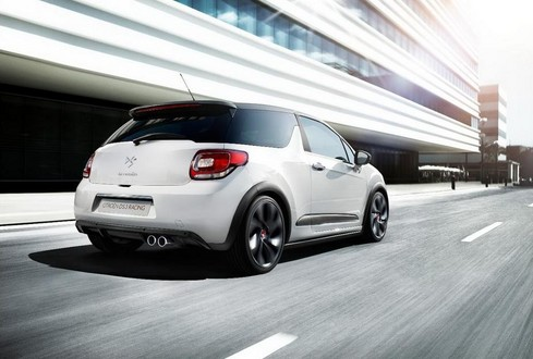 Citroen DS3 Racing Limited Edition In UK Citroen DS3 Racing 2