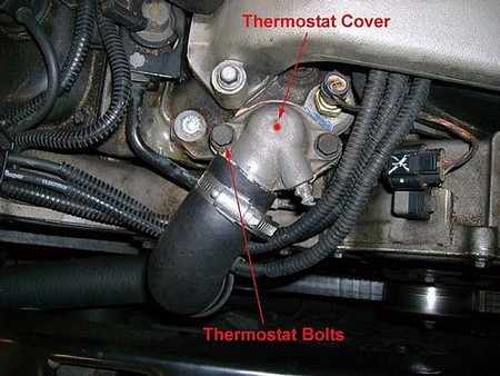 How to Replace a Car's Thermostat