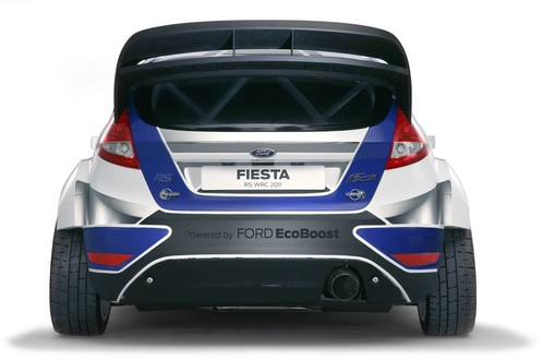 2011 Ford Fiesta RS WRC 2011 Ford Fiesta RS WRC 5