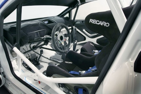 ford fiesta rs. 2011 Ford Fiesta RS WRC 2011