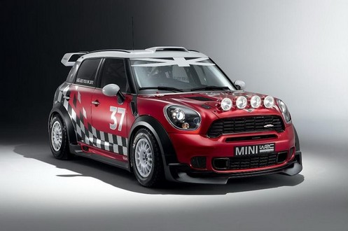 2011 MINI Countryman WRC 2011 MINI Countryman WRC 2