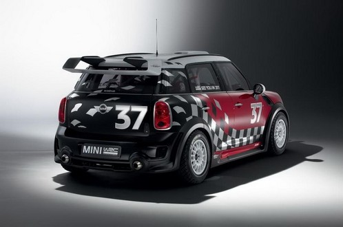 2011 MINI Countryman WRC 2011 MINI Countryman WRC 3