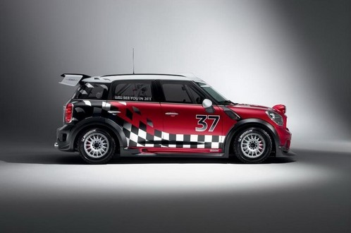 2011 MINI Countryman WRC 2011 MINI Countryman WRC 4