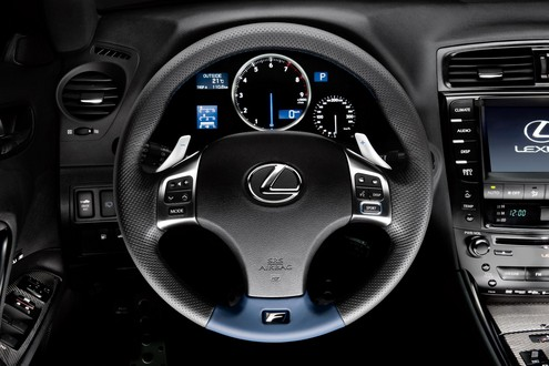 2011 Lexus IS F  2011 lexus isf 4