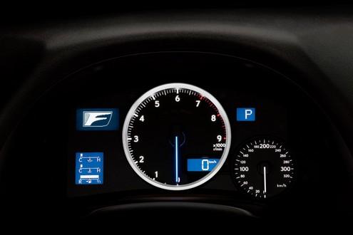 2011 Lexus IS F  2011 lexus isf 5