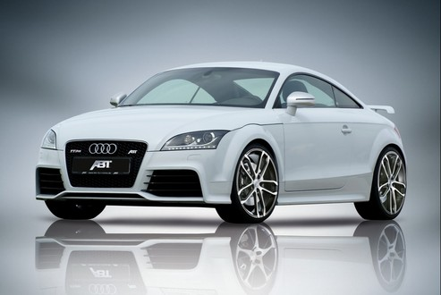 ABT Presents 500 hp Audi TT RS ABT Audi TT RS 1