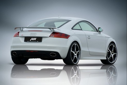 ABT Presents 500 hp Audi TT RS ABT Audi TT RS 2