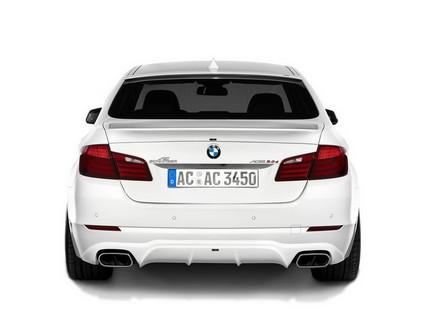 AC Schnitzer 2011 BMW 5 Series AC Schnitzer 530d 4