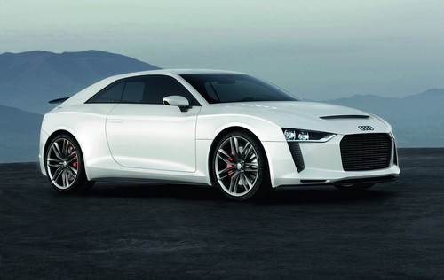 Audi Quattro Concept 3 at Audi Quattro Concept Heading Into Production