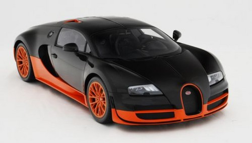 bugatti veyron supersport model car by amalgam. Black Bedroom Furniture Sets. Home Design Ideas