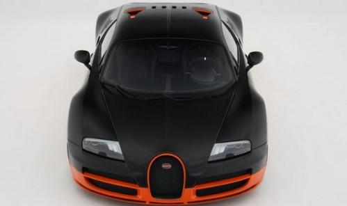 Bugatti Veyron SS Nice Car