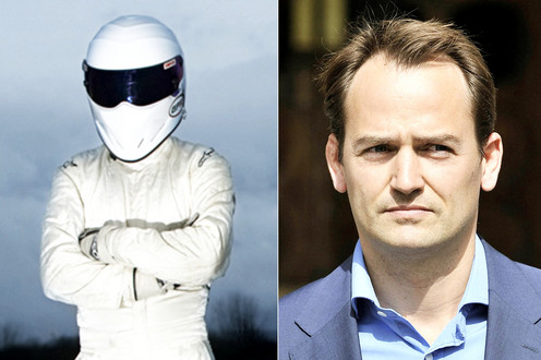 Perry Chevrolet The Stig's Book - Ben Collins Autobiography