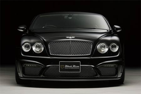 2010 Bentley Continental Gt Black. Bentley Continental GT by WALD