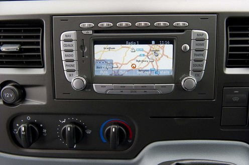 Ford Transit Sportvan 2011. 2010 Ford Transit SportVan