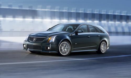 2011 Cadillac Cts Wagon. 2011 Cadillac CTS V Wagon MSRP