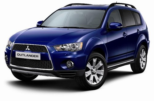 2011 Outlander 1 at 2011 Mitsubishi Outlander Price and Options