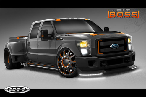 Ford Trucks Pictures. Ford F Series Trucks At 2010