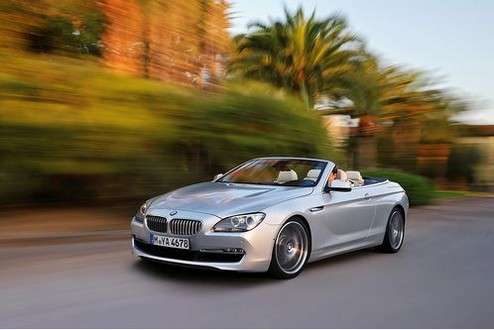 2011 BMW 6 Series Convertible 2011 bmw 6 series conv 1