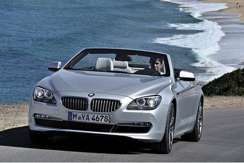 2011 BMW 6 Series Convertible 2011 bmw 6 series conv 4