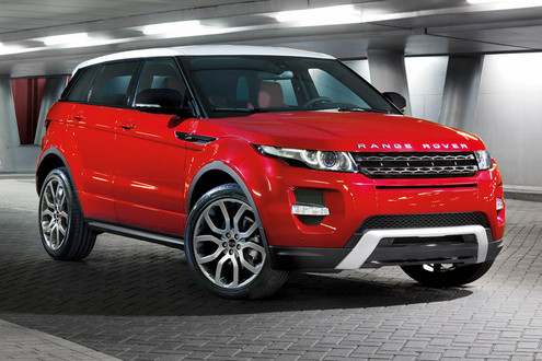 Range Rover Evoque 4 Door Sport