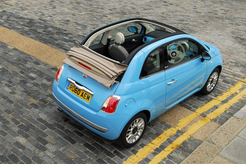 Two Cylinder Fiat 500 TwinAir In Details fiat 500 twin air 4