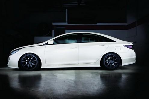 Hyundai Sonata Turbo. RIDES Hyundai Sonata Turbo