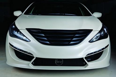Rides Hyundai Sonata Turbo