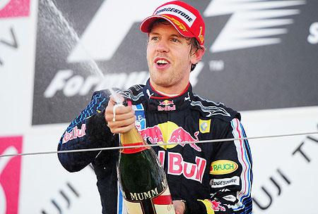 Sebastian Vettel 2010. Sebastian Vettel Is 2010
