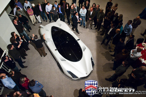 Ssc Ultimate Aero Ii Live Pictures