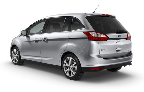 "2012 Ford C MAX 2012 Ford C MAX 6. The Ford C-MAX provides a raised ""command"
