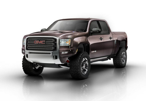 GMC Sierra All Terrain HD Concept 1 at GMC Sierra All Terrain HD